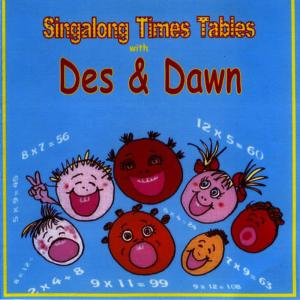 Album Singalong Times Tables from Des & Dawn