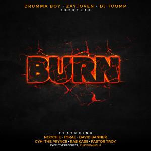 David Banner的專輯Burn (Explicit)