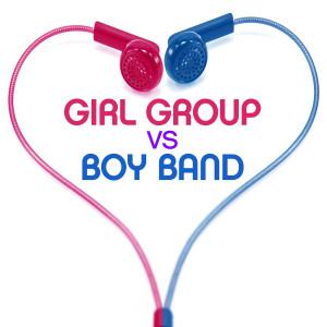 อัลบั้ม Girl Group vs Boy Band