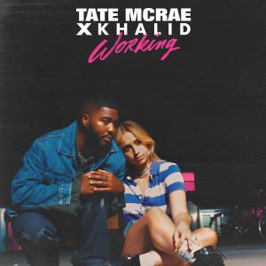 Album working from Tate McRae