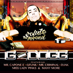 Album Salute the General (Explicit) from Gdogg