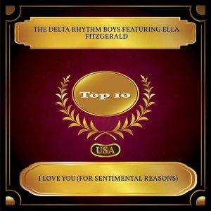 Album I Love You (For Sentimental Reasons) from The Delta Rhythm Boys
