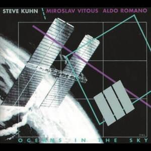 Album Oceans In The Sky from Steve Kuhn Trio