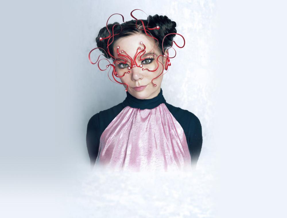 冰島瑰麗碧玉Björk