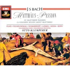 收聽Elisabeth Schwarzkopf的'St Matthew Passion' BWV244 (1989 Digital Remaster), PART II: Nr.57 Rezitativ: Er hat uns allen wohlgetan (Sopran /2 oboi da caccia/continuo)歌詞歌曲