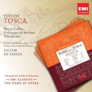 "Listen to Tosca, Act 2 Scene 4: ""Floria! … Amore"" (Cavaradossi, Tosca, Scarpia, Sciarrone) (2002 - Remaster) song with lyrics from Orchestra Del Teatro Alla Scala, Milano"
