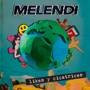 Album Likes y Cicatrices from Melendi