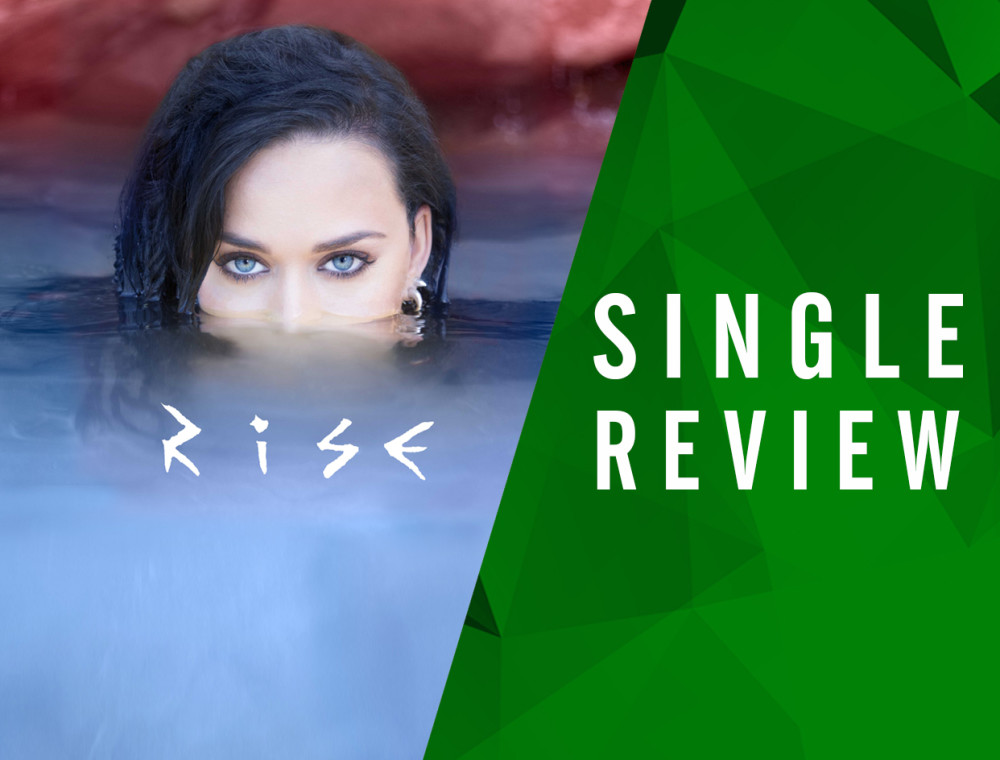 (Review)  Rise - Katy Perry