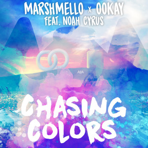 Listen to Chasing Colors (feat. Noah Cyrus) song with lyrics from Marshmello