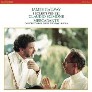 Album Mercadante: Concertos for Flute and Orchestra from James Galway