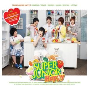 Super junior-HAPPY的專輯COOKING? COOKING!