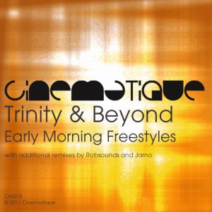 Beyond的專輯Early Morning Freestyles