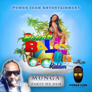 Album Party We Deh - Single from Munga