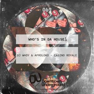 Album Casdino Royale from Dj Wady