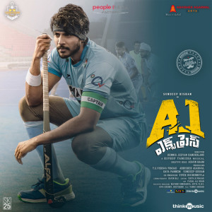Album A1 Express (Original Motion Picture Soundtrack) from Hiphop Tamizha