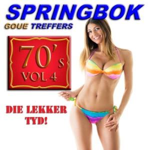 Album Springbok Goue Treffers, Vol 4. from Springbok Kunstenaars
