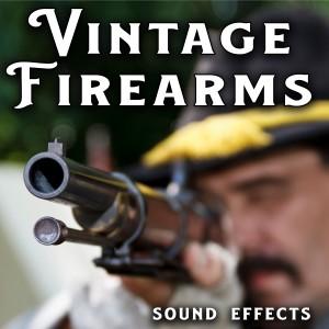 Sound Ideas的專輯Vintage Firearms Sound Effects