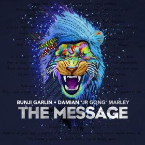 """Listen to The Message (feat. Damian """"Jr. Gong"""" Marley) song with lyrics from Bunji Garlin"""