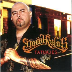Album Tatuajes from David Rolas