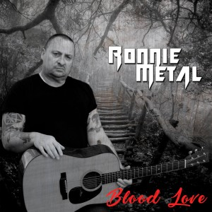 Album Blood Love from Ronnie Metal