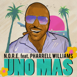 Uno Más 2017 N.O.R.E.; Pharrell Williams; Wiz Khalifa; Miguel
