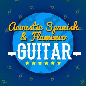 Album Acoustic Spanish & Flamenco Guitar from Guitarra Clásica Española, Spanish Classic Guitar