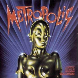 Album Metropolis - Original Motion Picture Soundtrack from Original Motion Picture Soundtrack