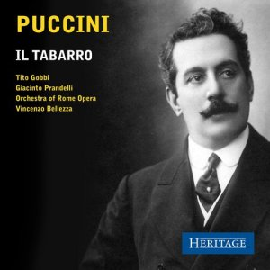 Album Puccini: Il Tabarro from Tito Gobbi
