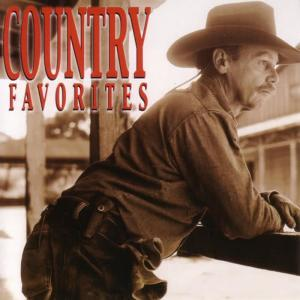 Album Country Favorites from Country Mix Series