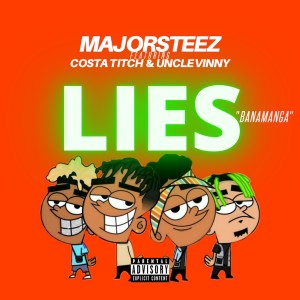 Album Lies Single from Majorsteez