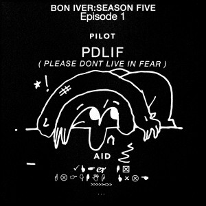 Bon Iver的專輯PDLIF