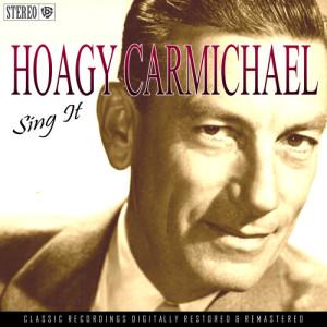 Hoagy Carmichael的專輯Sing It