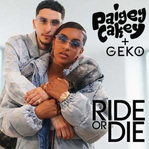 Album Ride Or Die from Geko