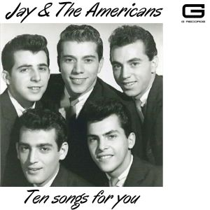 Jay & The Americans的專輯Ten songs for you