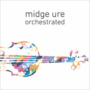 Album Orchestrated from Midge Ure