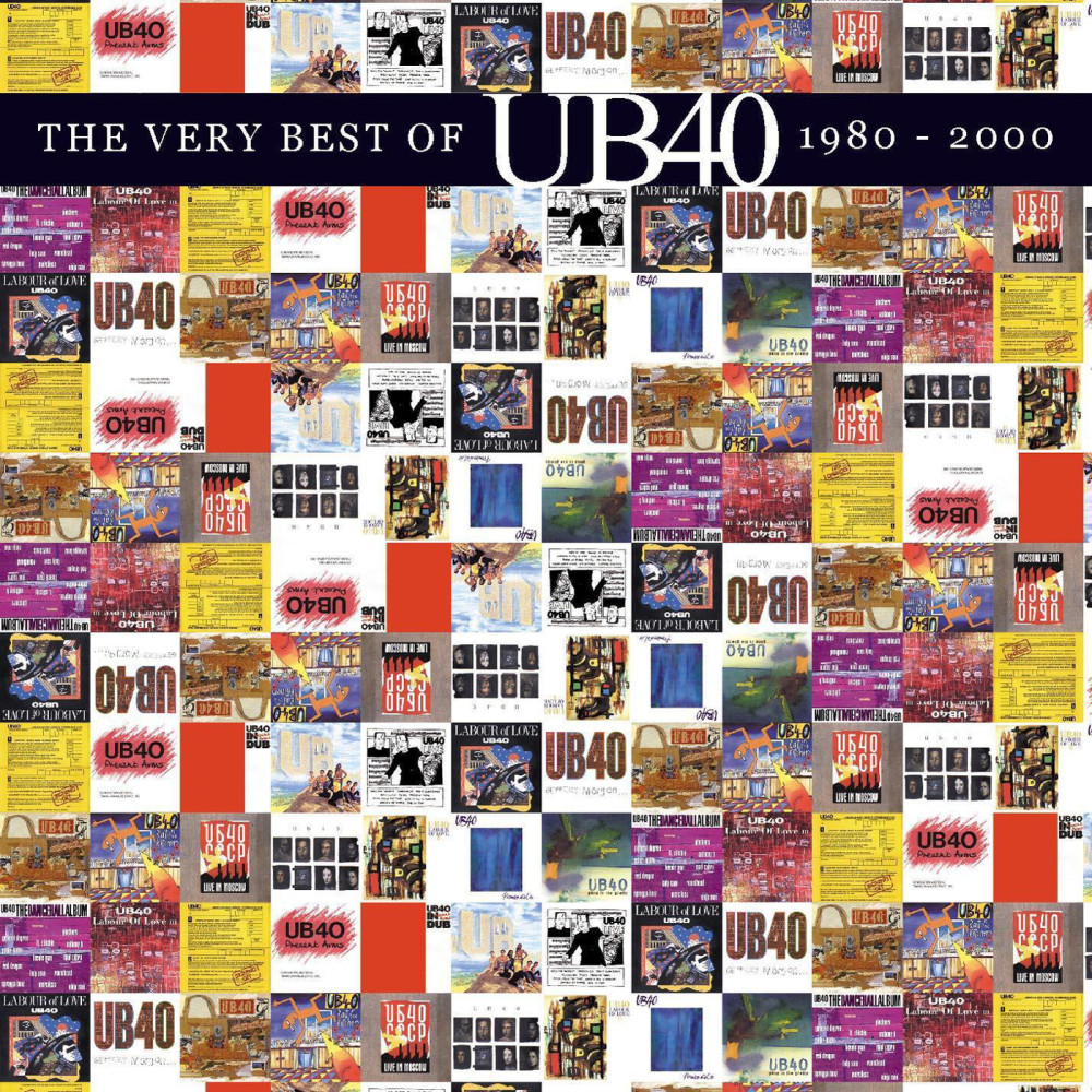 The Way You Do The Things You Do 2000 UB40