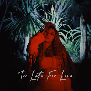 Album Too Late for Love from Alice