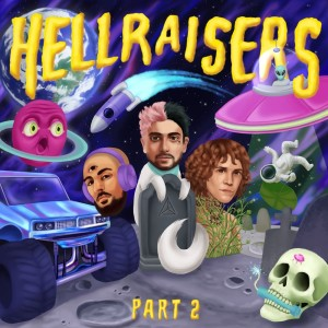 Album HELLRAISERS, Part 2 from Cheat Codes