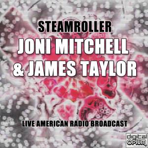 James Taylor的專輯Steamroller (Live)