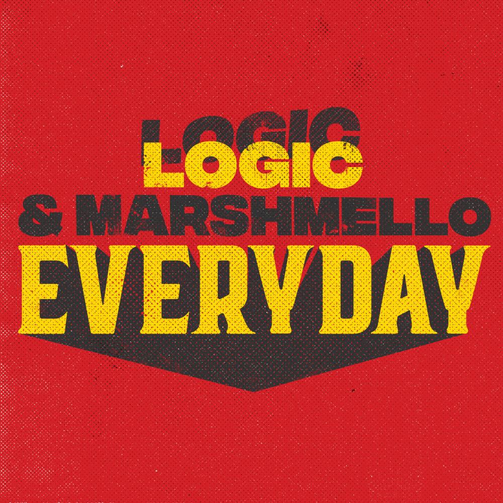 Everyday 2018 Logic; Marshmello
