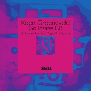 Koen Groeneveld的專輯Go Insane EP