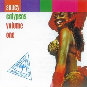 Album Saucy Calypso from Lord Kitchener