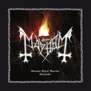 Album Atavistic Black Disorder / Kommando - EP (Explicit) from Mayhem