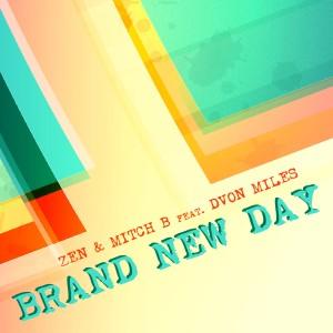 Zen的專輯Brand New Day