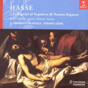 Album Hasse - I Pellegrini al Sepolcro di Nostro Signore from Michael Chance