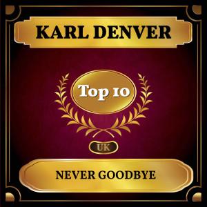 Album Never Goodbye from Karl Denver