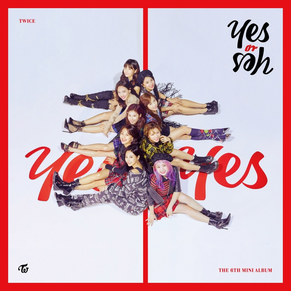 YES or YES 2018 TWICE