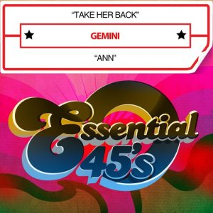 Take Her Back / Ann (Digital 45)