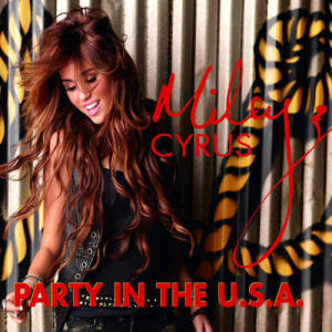 Miley Cyrus的專輯Party In The U.S.A.