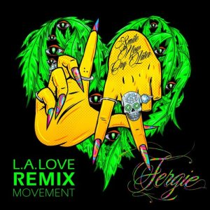 Fergie的專輯L.A.LOVE (la la) [Remix Movement]